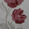 Камелия цвета вишни